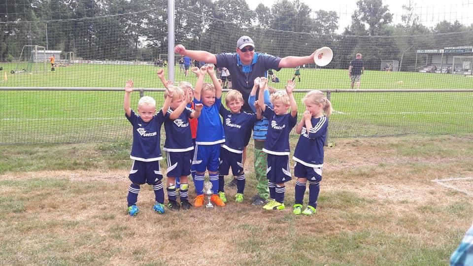 G-Junioren erfolgreich beim WOL-Cup 2019