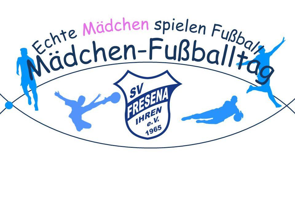 Echte Mädchen Spielen Fußball!!!