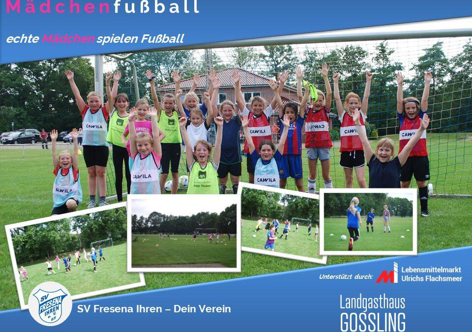 Mädchenfußball by Fresena
